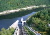 Výlet Vltavanů na Slapskou přehradu 046