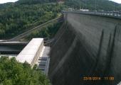 Výlet Vltavanů na Slapskou přehradu 067