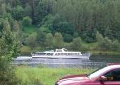 Výlet Vltavanů na Slapskou přehradu 073