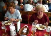 Výlet Vltavanů na Slapskou přehradu 099