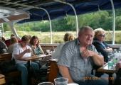 Výlet Vltavanů na Slapskou přehradu 120
