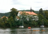Výlet Vltavanů na Slapskou přehradu 142