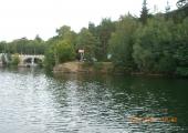 Výlet Vltavanů na Slapskou přehradu 177