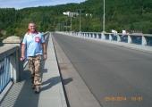 Výlet Vltavanů na Slapskou přehradu 052