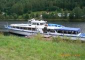 Výlet Vltavanů na Slapskou přehradu 114