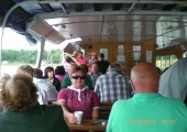 Výlet Vltavanů na Slapskou přehradu 129