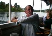 Výlet Vltavanů na Slapskou přehradu 131