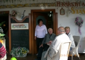 Výlet Vltavanů na Slapskou přehradu 035