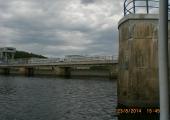 Výlet Vltavanů na Slapskou přehradu 123