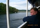 Výlet Vltavanů na Slapskou přehradu 137