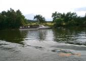Výlet Vltavanů na Slapskou přehradu 138