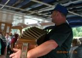 Výlet Vltavanů na Slapskou přehradu 140