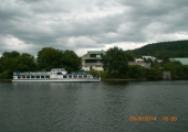 Výlet Vltavanů na Slapskou přehradu 157